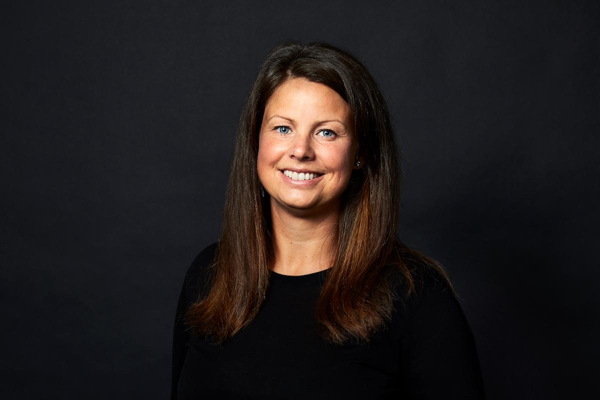 Headshot Tove Larsson, general partner at Norrsken VC, focused on sustainable startups
