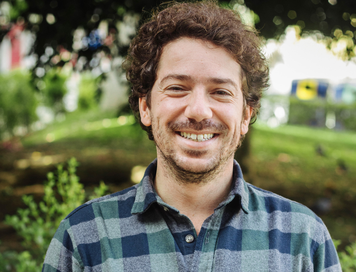 Headshot of Antonio Miguel, managing partner at MAZE Impact, a VC focused on sustainable startups